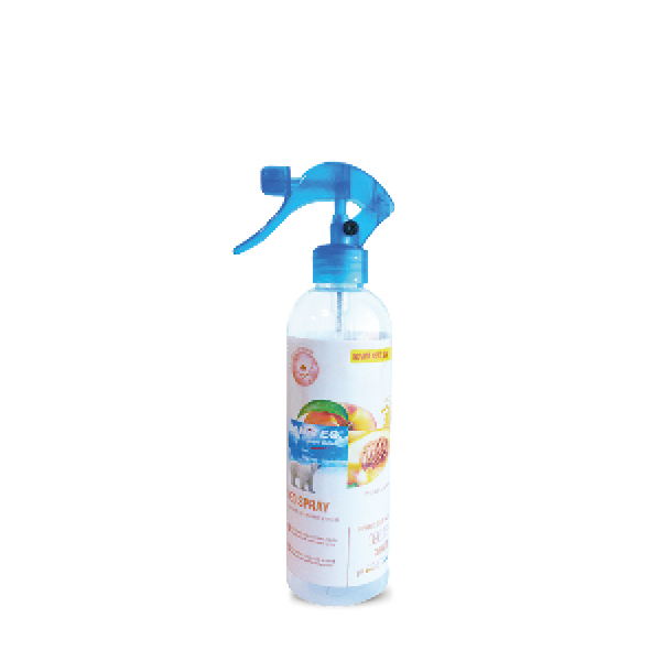 DEO SPRAY Pesca e Gelsomino 350ml