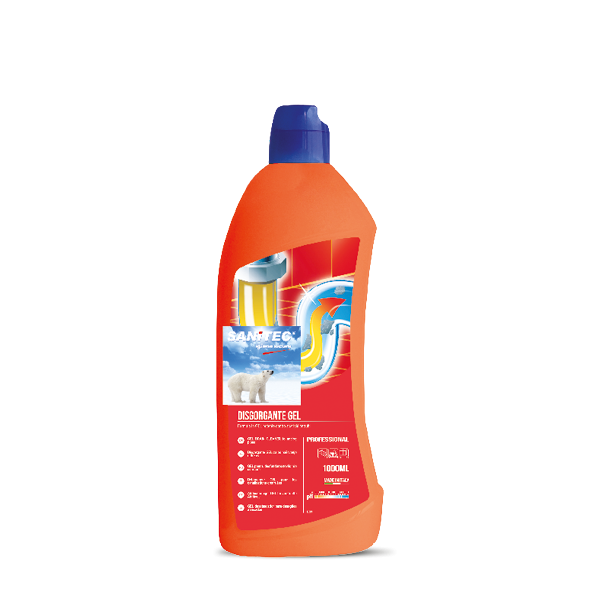DISGORGANTE GEL ALCALINO 1000ml