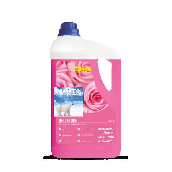 Deo Floor Detergente Extra Deodorante Sanitec Igiene Sicura